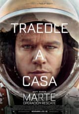 Marte (The Martian) Online Audio Español Latino
