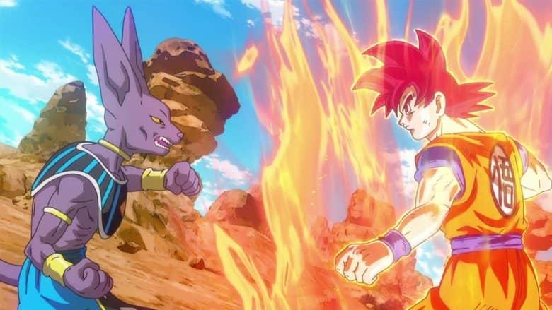 Dragon Ball Z: La batalla de los dioses Online Completa en Español Latino