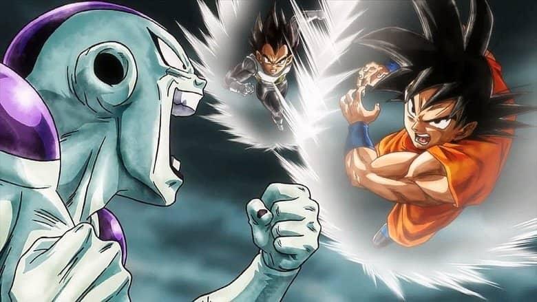 Dragon Ball Z: La Resurrección de Freezer Online Completa en Español Latino