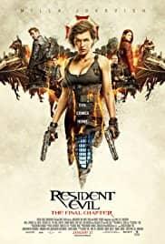 Resident Evil 6: El capítulo final Online Completa en Español Latino