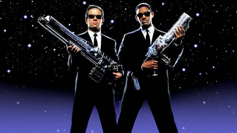 Men in Black (Hombres de negro) Completa en Español Latino