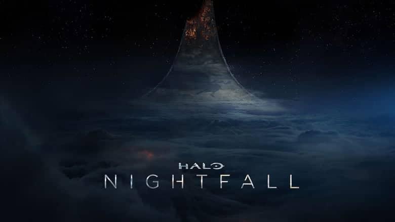 Halo Nightfall Online Completa en  Español Latino