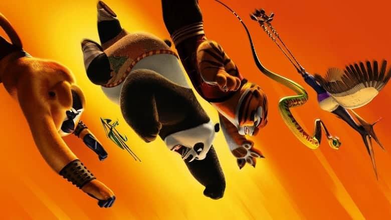 Kung Fu Panda 2 Online Completa en Español Latino