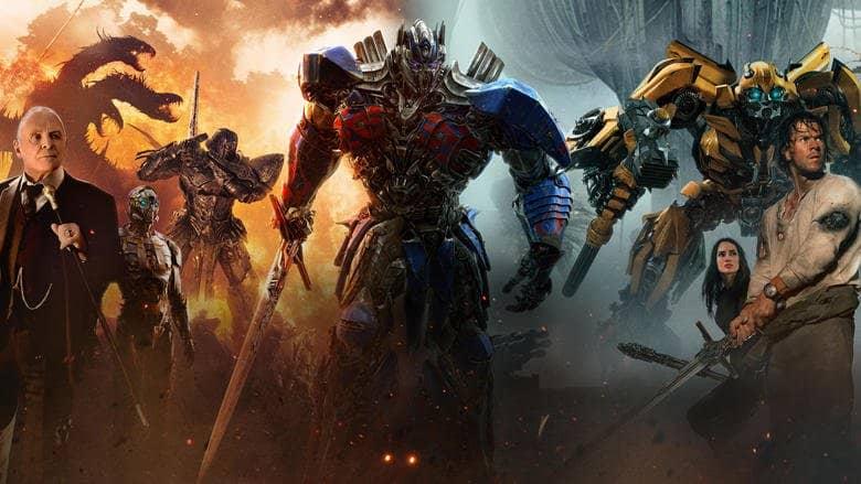 Transformers 5: El último caballero Online Completa en Español Latino