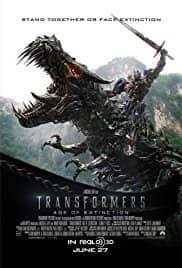 Transformers 4 La era de la extinción (2014) Online Completa en Español Latino