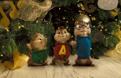 Alvin y las ardillas (2007) Online Completa En Español Latino