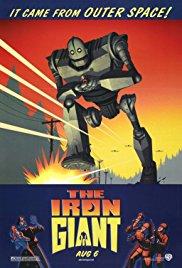 El gigante de hierro Completa en Español Latino