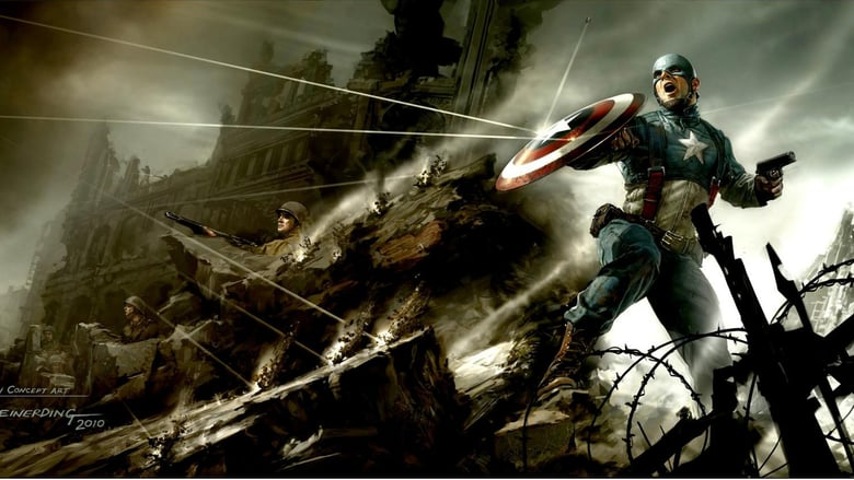 Capitán América: El primer vengador Online Completa en Español Latino