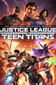 La Liga de la Justicia contra los Jóvenes Titanes Online Completa en Español Latino