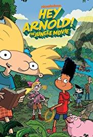 ¡Hey Arnold! Una peli en la jungla Online en Español Latino