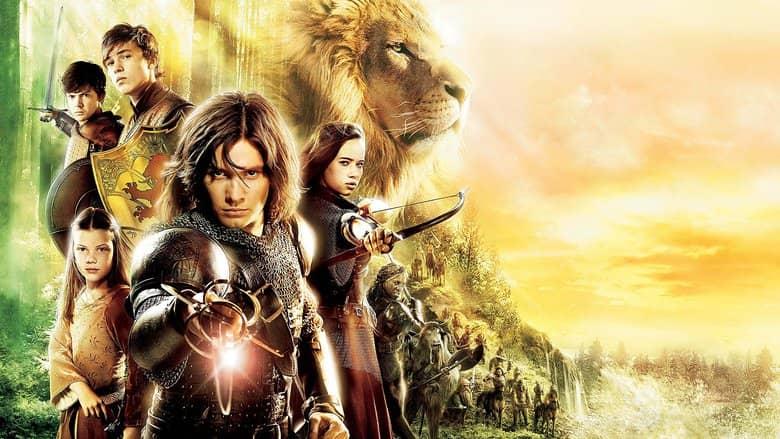 Las crónicas de Narnia 2: El príncipe Caspian Online Completa en Español Latino