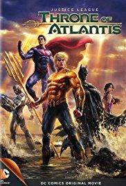 La Liga de la Justicia: El trono de Atlantis Online (2015) completa en español latino