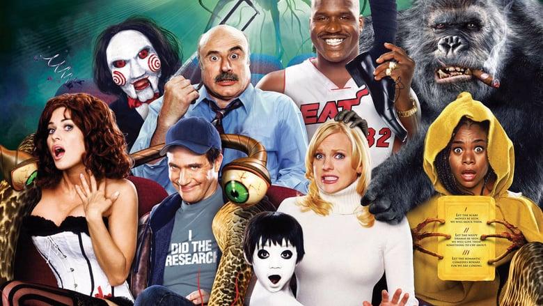 Scary Movie 4 Online Completa en Español Latino