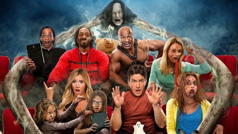 Scary Movie 5 Online Completa en Español Latino