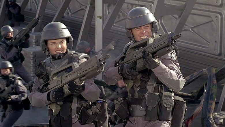 Starship Troopers (Las brigadas del espacio) Online Completa en Español Latino