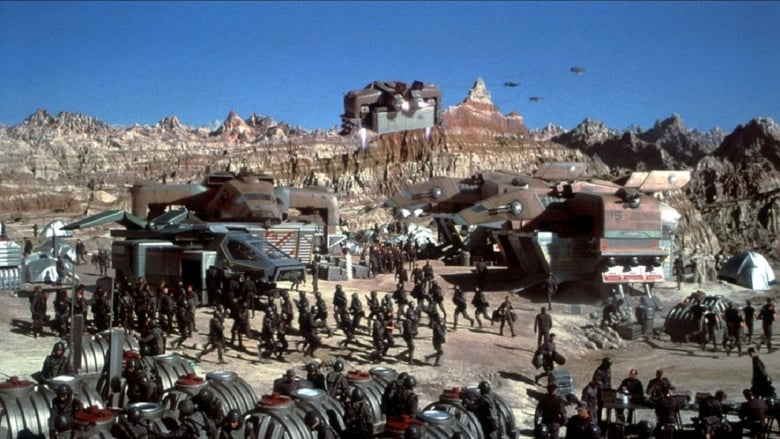 Starship Troopers 3: Armas del futuro Online Completa en Español Latino