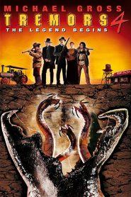 Temblores 4: Comienza la leyenda Online (2004) Completa en Español Latino