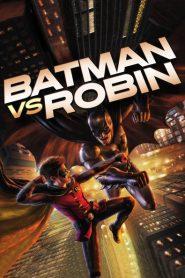 Batman vs Robin (2015) Online Completa en Español Latino