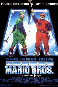 Super Mario Bros. La Pelicula (1993) Online Completa en Español Latino