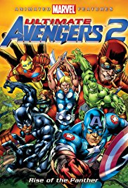 Ultimate Avengers 2: Rise of the Panther (2006) Online Completa en Español Latino