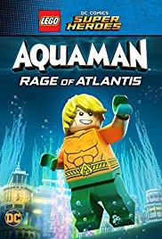 LEGO DC Super Heroes: Aquaman: la ira de Atlantis (2018) Online Completa en Español Latino