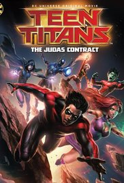 Jóvenes Titanes: El contrato de Judas (2017) Online Completa en Español Latino