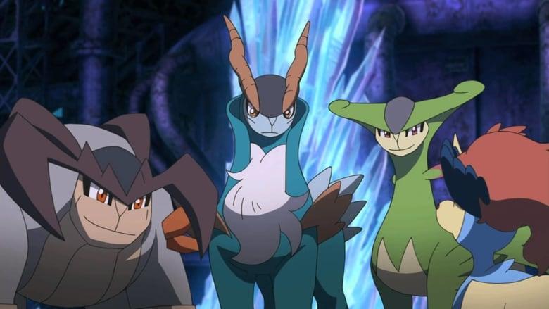 Pokémon: Kyurem contra el Espadachín Místico Online (2012) Completa Español Latino
