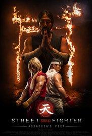 Street Fighter: El puño del asesino (2014) Online Completa en Español Latino