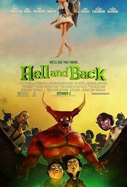Hell and Back: Al Infierno y de Regreso (2015) Online Completa en Español Latino