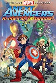 Next Avengers: Herues de Mañana Online (2008) Completa en Español Latino