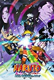 Naruto La Película: El rescate de la Princesa de la Nieve! (2004) Online Completa en Español Latino