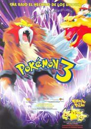 Pokémon 3: El hechizo de los Unown (2000) Online Completa en Español Latino