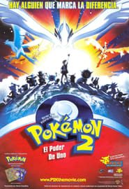 Pokémon 2: El poder de uno (1999) Online Completa en Español Latino