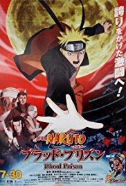 Naruto Shippuden la Película: Prisión de Sangre (2011) Online Completa en Español Latino