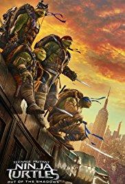 Tortugas Ninja 2 Fuera de las sombras Online (2016) Completa en Español Latino