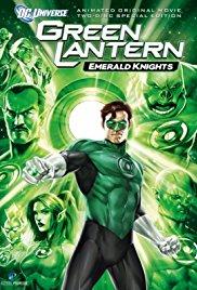 Linterna Verde: Caballeros Esmeralda (2011) Online Completa en Español Latino