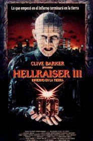 Hellraiser 3: Infierno en la tierra Online (1992) Completa en Español Latino