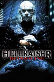 Hellraiser 4: El final de la dinastía sangrienta (1996) Online Completa en Español Latino