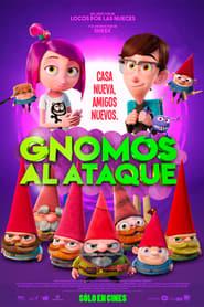Gnome Alone (Sola en casa) (2017) Online Completa en Español Latino