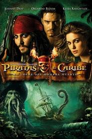 Piratas del Caribe 2 El cofre del hombre muerto Online Completa en Español Latino