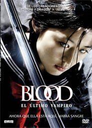 Blood: El último vampiro (2009) Online Completa en Español Latino