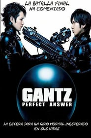 Gantz: Perfect Answer (Gantz: Part 2) (2011) Online Completa en Español Latino