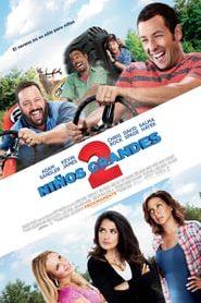 Son Como niños 2 (2013) Online Completa en Español Latino