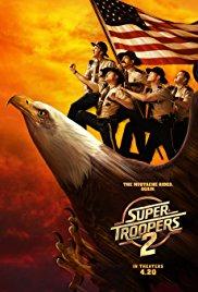 Super Troopers 2 (Super policías 2) (2018) Online Completa en Español Latimo