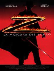 La máscara del Zorro (1998) Online Completa en Español Latino