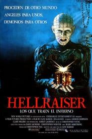 Hellraiser (Los que traen el infierno) Online  (1987) Completa en Español Latino