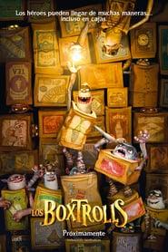 Los Boxtrolls (2014) Online Completa en Español Latino
