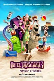 Hotel Transilvania 3: (2018) Online Completa en Español Latino