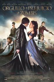 Orgullo + Prejuicio + Zombies (2016) Online Completa en Español Latino