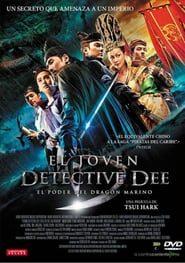 El joven Detective Dee: el poder del dragón marino (2013) Online Completa en Español Latino